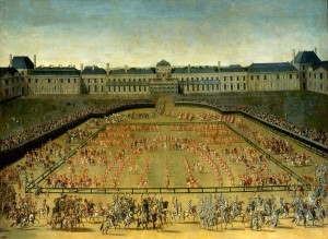 Grand Carrousel de Paris 1662