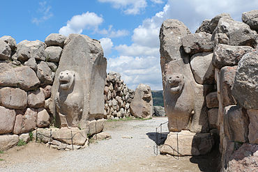 Lion_Gate,_Hattusa_01